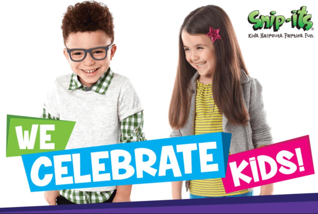we celebrate kids
