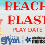You're Invited :: Beach Blast Play Date at The Little Gym!