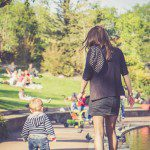 Solo Parenting :: 4 Tips for Surviving While Your Partner is Away