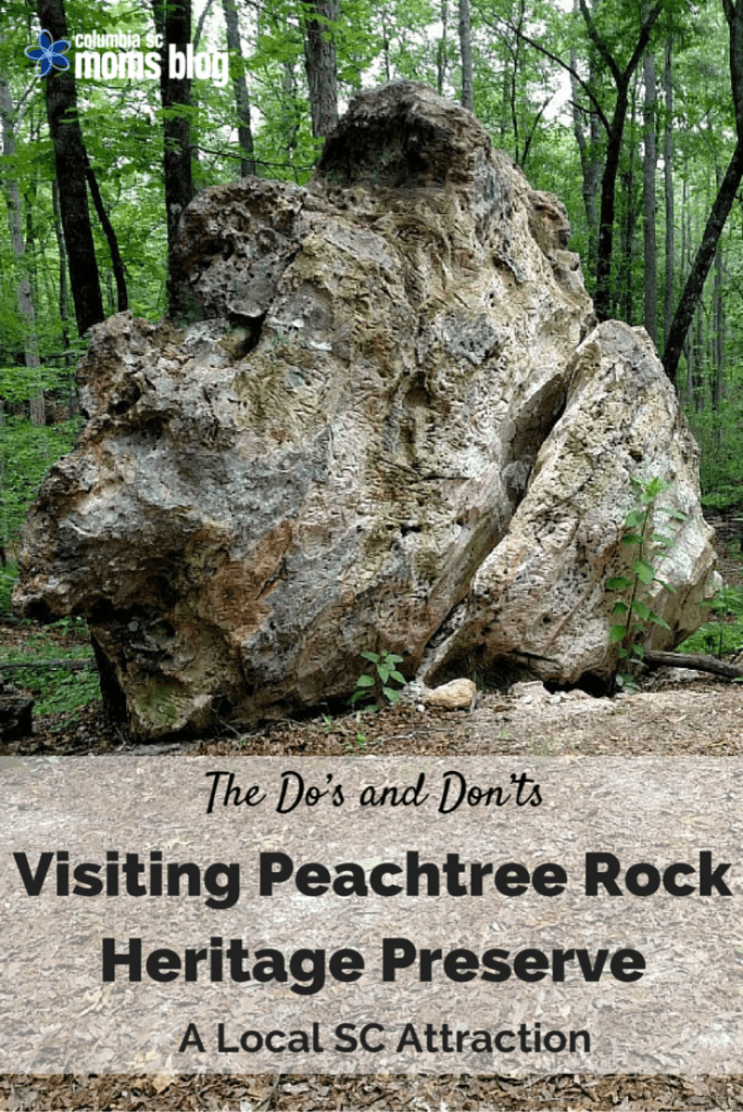 peachtree rock heritage perserve