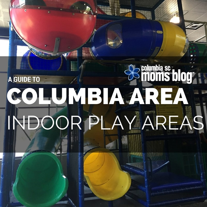 Guide to Columbia Area Indoor Play Areas