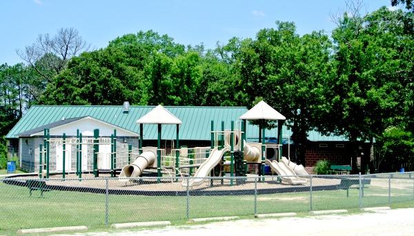 Ballentine Park`s Playground