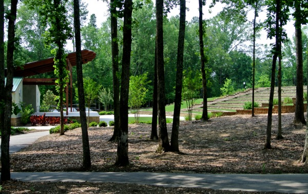 Who doesn`t love watching movies outdoors in a summer evening? Irmo Town Park`s got you covered!