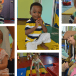 Beach Blast Play Date at The Little Gym {Event Recap!}