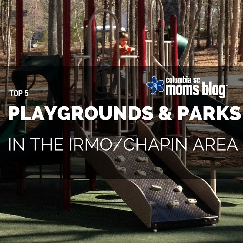 BEST PLAYGROUNDS AND PARKS IN IRMO AND CHAPIN