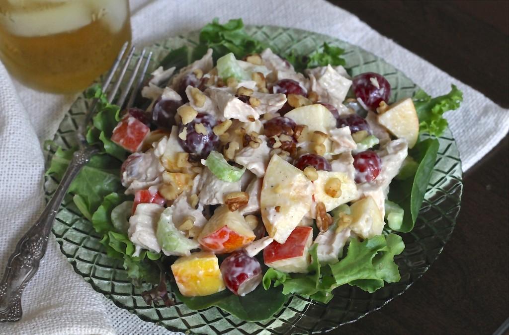 Roast-Chicken-Waldorf-Salad