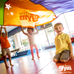 My Experience :: Serious Fun and Learning at The Little Gym {Giveaway Included!}