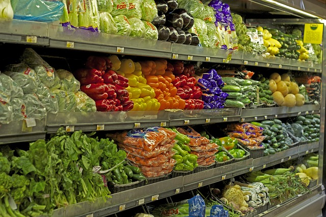 Grocery stores are great places to learn!