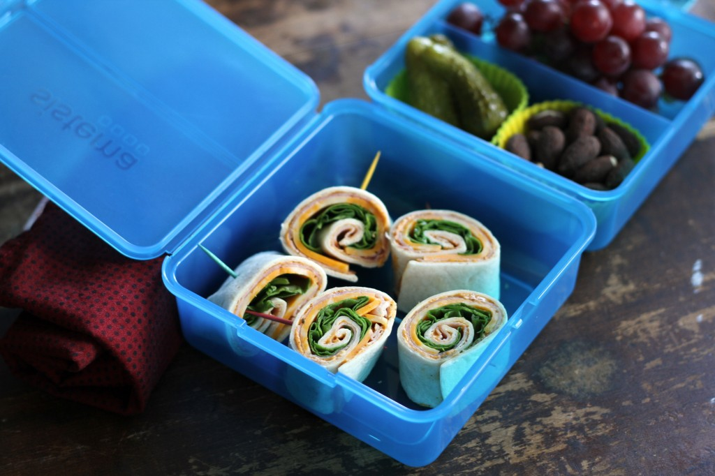 spicy meat and cheese rollups