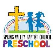 spring valley baptist preschool logo