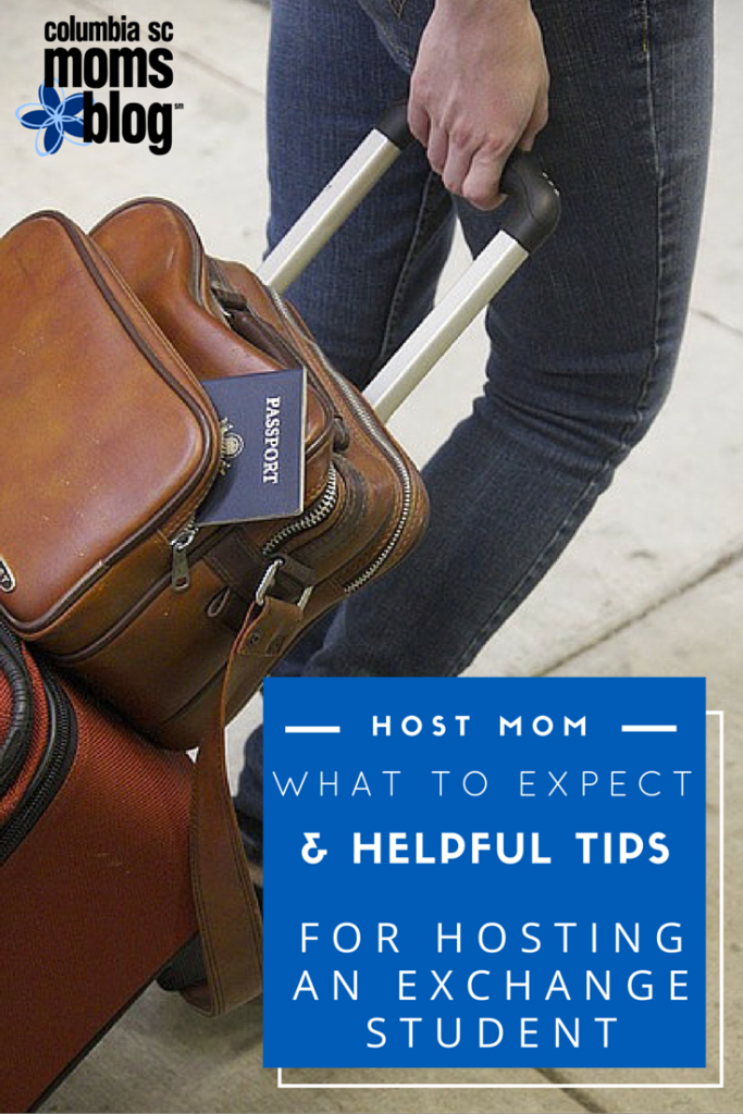 what to expect and helpful tips for hosting an exchange student