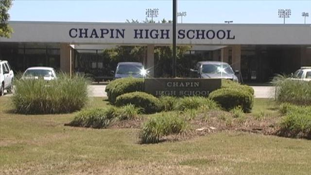 Chapin High is one of the very best in the State!