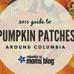 2015 Guide to Pumpkin Patches Around Columbia