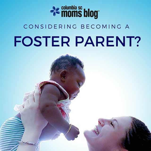 CONSIDERING BECOMING A FOSTER PARENT