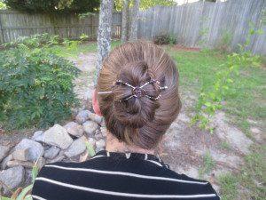 Lilla Rose hair clip