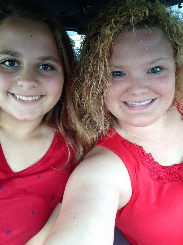 """She wanted a """"Mom & Me"""" day with just the two of us! I took her shopping at the mall."""