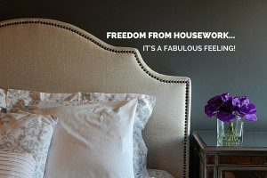 FREEDOM FROM HOUSEWORK IT'S A FABULOUS FEELING - COLUMBIA SC MOMS BLOG - COTTAGECARE