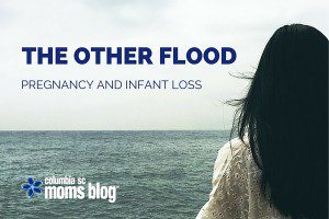 THE OTHER FLOOD - PREGNANCY AND INFANT LOSS AWARENESS - COLUMBIA SC MOMS BLOG