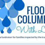 Flood Columbia With Love Fundraiser