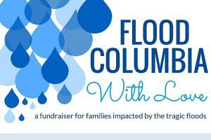 flood columbia with love fundraiser - columbia sc moms blog - snipits