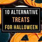 10 Alternative Treats for Halloween