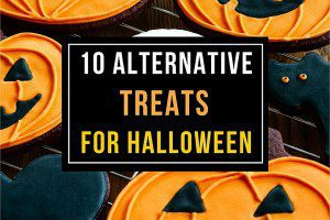 ten alternative treats for halloween - columbia sc moms blog