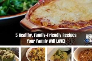 5 healthy, family friendly recipes for fall and thanksgiving - columbia sc moms blog