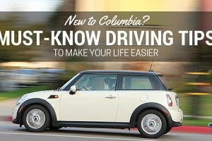 TIPS AND TRICKS FOR DRIVING IN COLUMBIA AS A NEWBIE - COLUMBIA SC MOMS BLOG