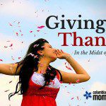 Giving Thanks in the Midst of Trials