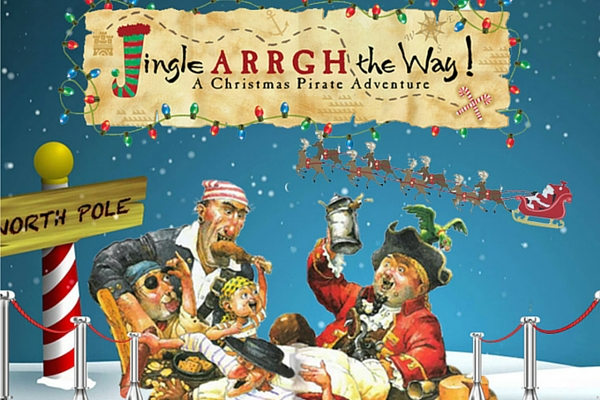 jingle arggh the way opening night family friendly event at columbia childrens theatre - columbia sc moms blog