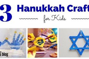 3 hanukkah crafts for kids - columbia sc moms blog