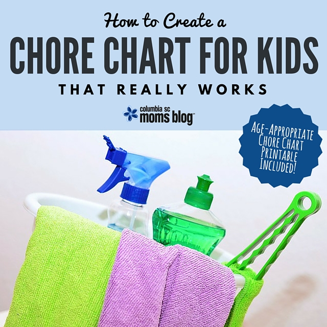 How to Create a Chore Chart That REALLY Works