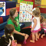 Preparing for the Classroom and Beyond :: Preschool Prep at My Gym {Giveaway Included!}
