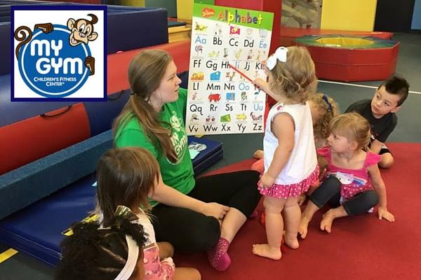 My Gym Preschool Prep - Columbia SC Moms Blog