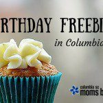 Birthday Freebies in Columbia