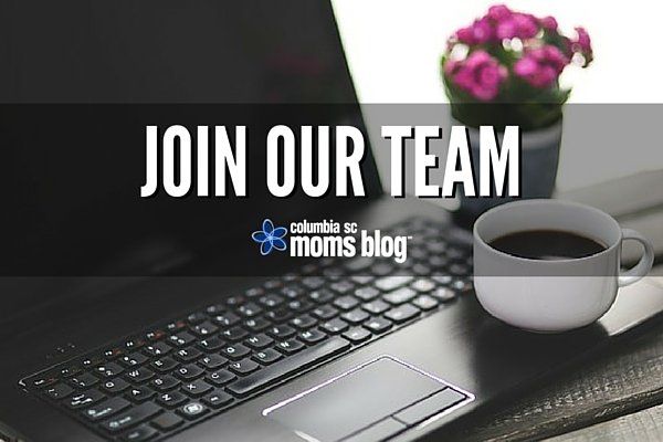 JOIN OUR CONTRIBUTOR TEAM - COLUMBIA SC MOMS BLOG