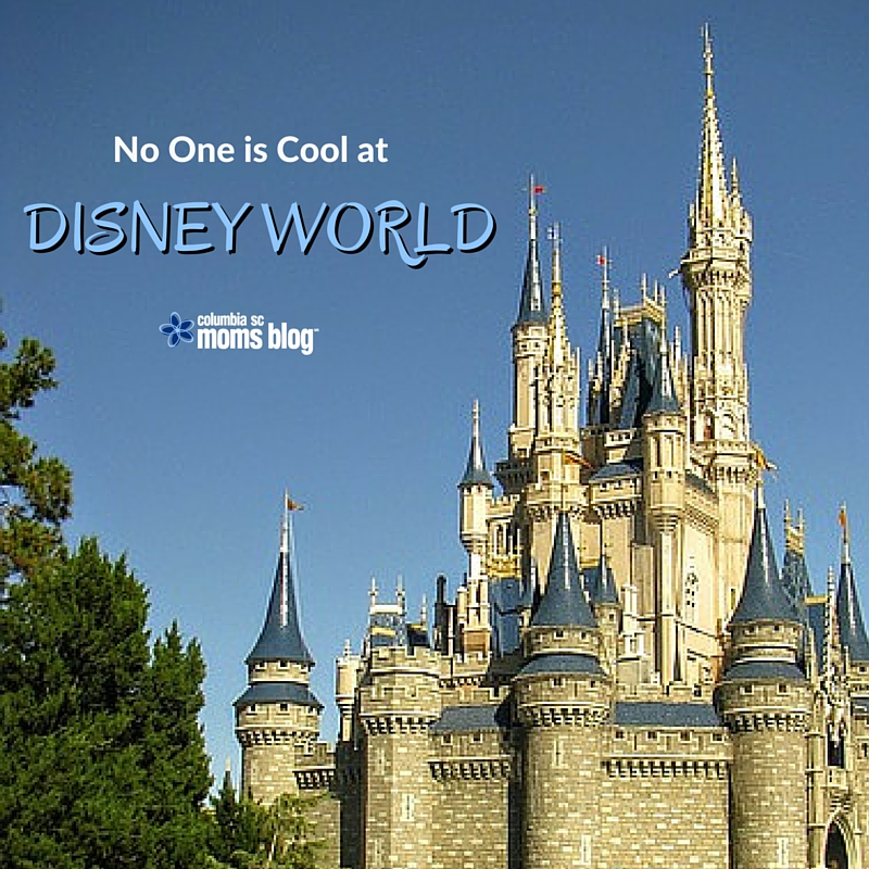 No One is Cool at Disney World - Columbia SC Moms Blog