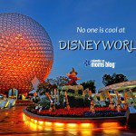 No One is Cool at Disney World