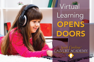 Virtual Learning Opens Doors - Columbia SC Moms Blog