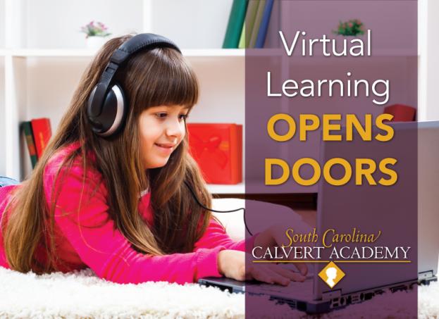 Virtual Learning Opens Doors - Columbia SC Moms Blog