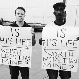 Black Lives Matter,,,,Because All Lives Matter