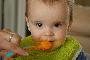 Why I Chose to Make My Children's Baby Food-Columbia SC Moms Blog