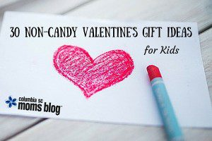 30 non-candy valentines gift ideas for kids - columbia sc moms blog