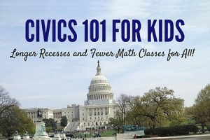 Civics for kids - Columbia SC Moms Blog