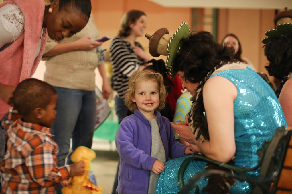 Magicial Opening Night Event - Elephant & Piggie - Columbia SC Moms Blog - Columbia Children's Theatre