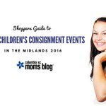 Shoppers Guide to Spring Children's Consignment Events in the Midlands 2016