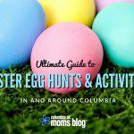 Ultimate Guide to Easter Egg Hunts & Activities in and Around Columbia 2016