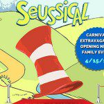 {You're Invited!} Carnival Extravaganza Opening Night Event for Seussical!