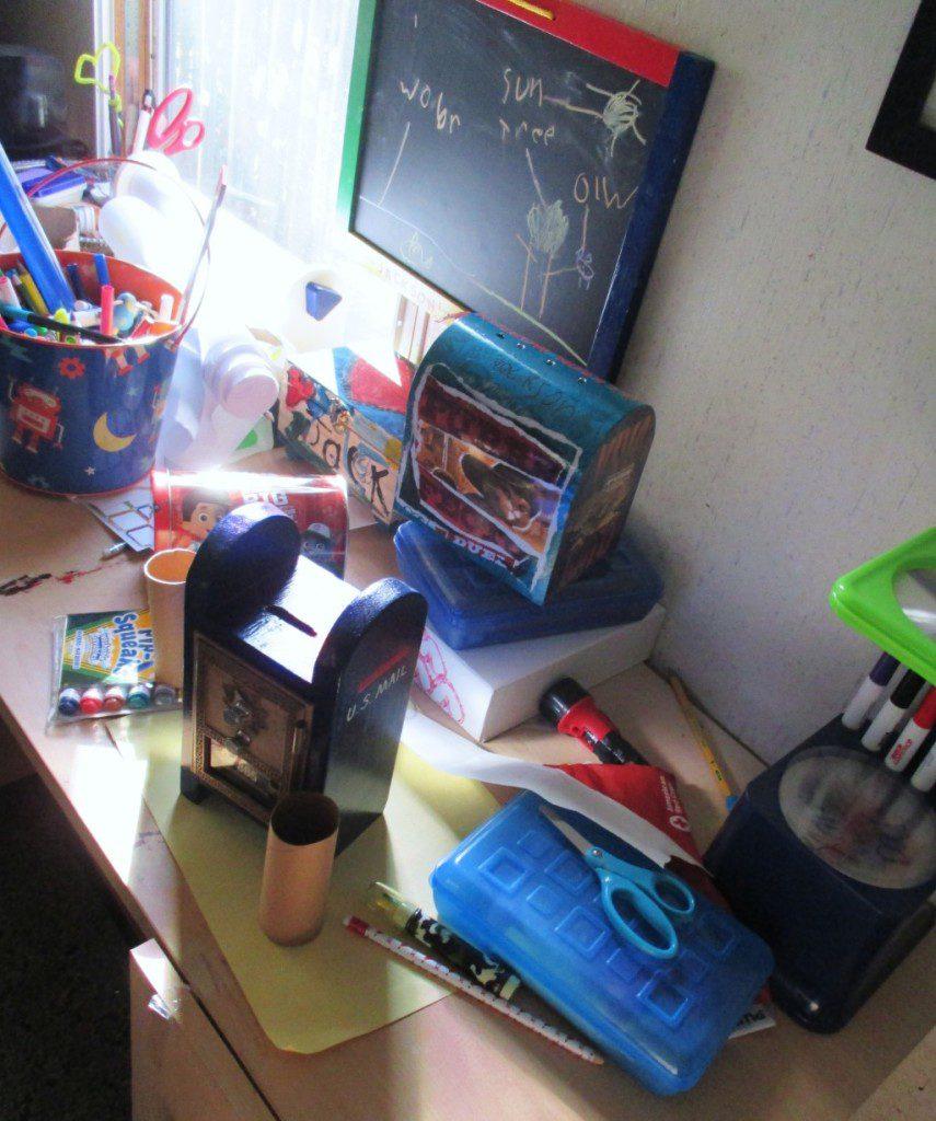 Organize Kids' Paperwork