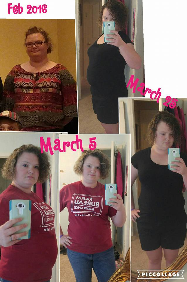 It's a great idea to take before and after photos so you can really see your progress!